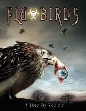 Flu Bird Horror - Movie Poster (thumbnail)