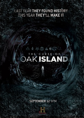 """The Curse of Oak Island"" - Movie Poster (thumbnail)"