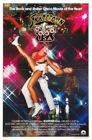Skatetown, U.S.A. - Movie Poster (thumbnail)