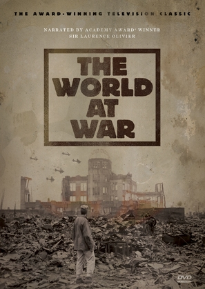 """""""The World at War"""" - DVD movie cover (thumbnail)"""