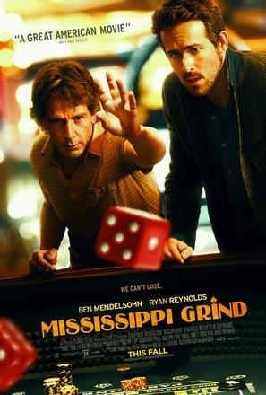 Mississippi Grind - Movie Poster (thumbnail)