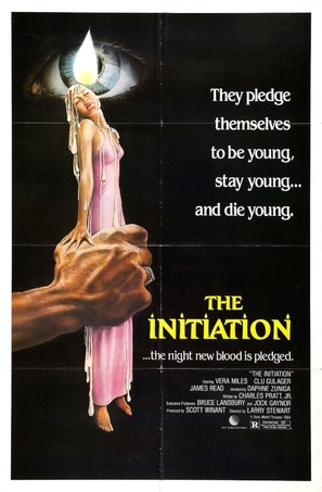 The Initiation - Movie Poster (thumbnail)