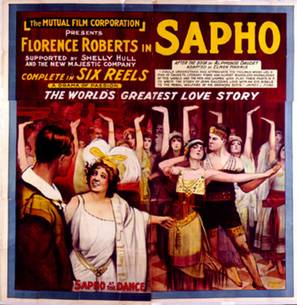 Sapho - Movie Poster (thumbnail)