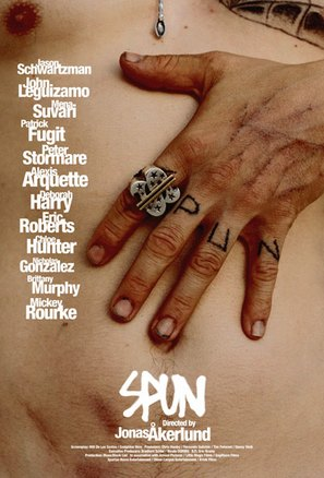 Spun - Movie Poster (thumbnail)