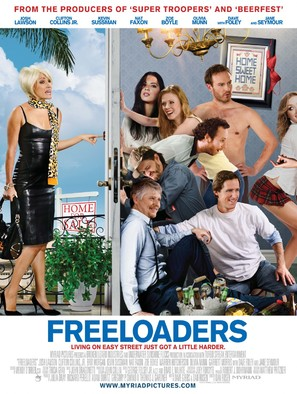 Freeloaders - Movie Poster (thumbnail)