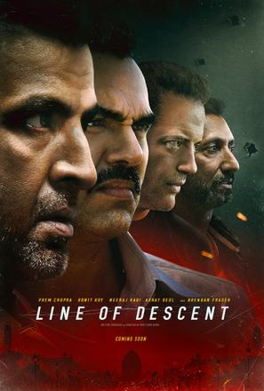 Line of Descent - Movie Poster (thumbnail)