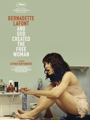 Bernadette Lafont et Dieu créa la femme libre