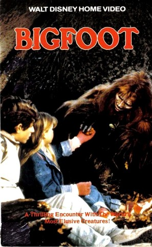 """Disneyland"" Bigfoot"