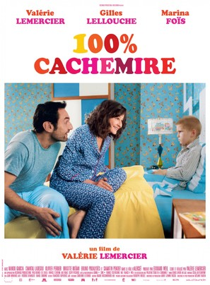 100% cachemire - French Movie Poster (thumbnail)
