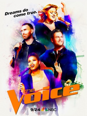 """""""The Voice"""" - Movie Poster (thumbnail)"""
