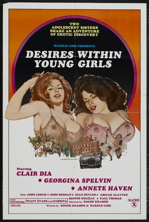 Desires Within Young Girls - Movie Poster (thumbnail)