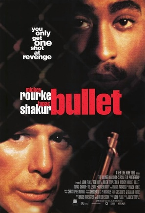Bullet - Movie Poster (thumbnail)
