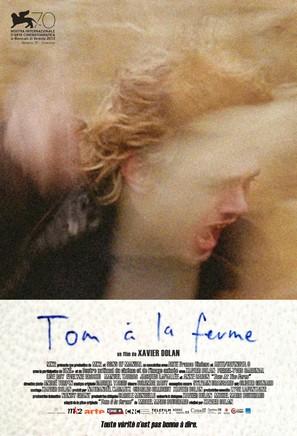Tom à la ferme - Canadian Movie Poster (thumbnail)