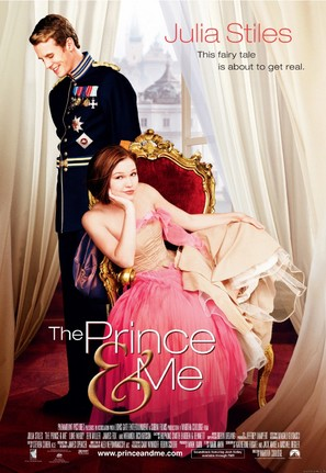 The Prince & Me - Movie Poster (thumbnail)