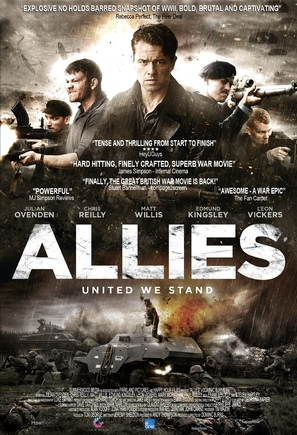 Allies - British Movie Poster (thumbnail)