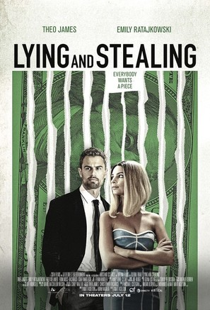 Lying and Stealing - Movie Poster (thumbnail)