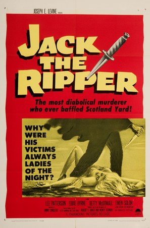 Jack the Ripper - Movie Poster (thumbnail)