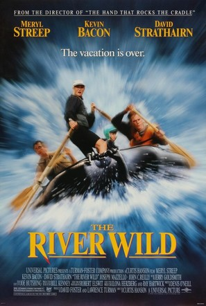 The River Wild - Movie Poster (thumbnail)