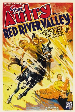 Red River Valley - Movie Poster (thumbnail)