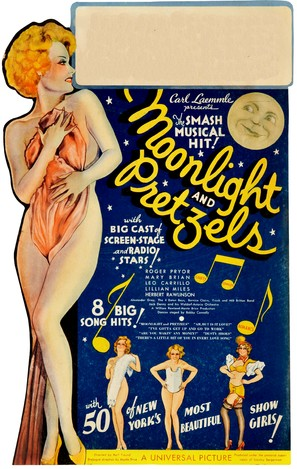 Moonlight and Pretzels - Movie Poster (thumbnail)