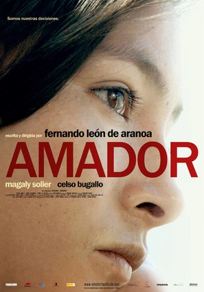 Amador - Spanish Movie Poster (thumbnail)