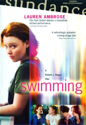 Swimming - Movie Cover (thumbnail)