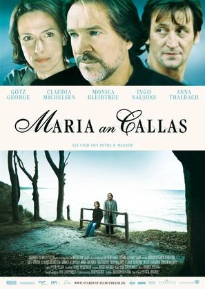 Maria an Callas - German poster (thumbnail)