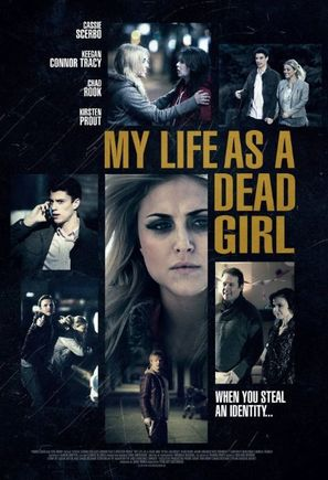 My Life as a Dead Girl - Canadian Movie Poster (thumbnail)