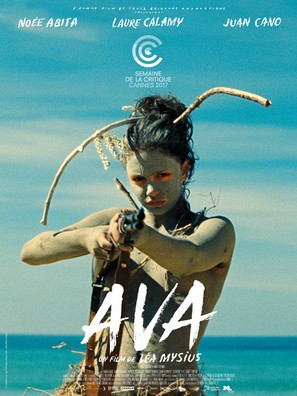 Ava - French Movie Poster (thumbnail)