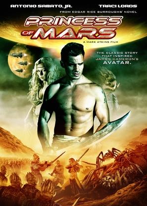 Princess of Mars - Movie Cover (thumbnail)