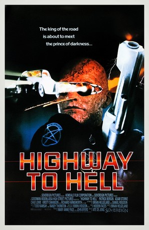 Highway to Hell - Movie Poster (thumbnail)