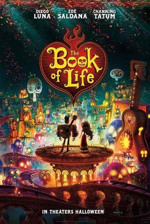 The Book of Life - Movie Poster (thumbnail)