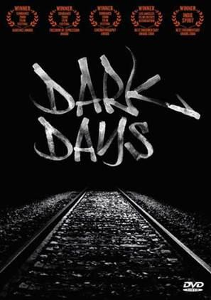 Dark Days - DVD cover (thumbnail)