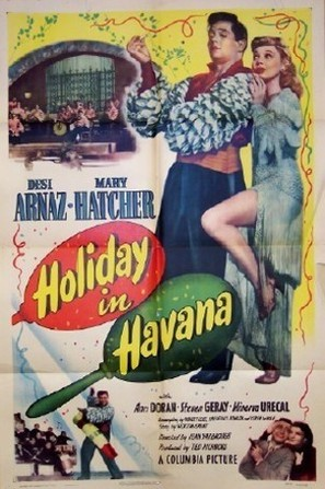 Holiday in Havana - Movie Poster (thumbnail)