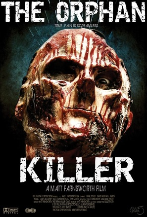 The Orphan Killer - Movie Poster (thumbnail)