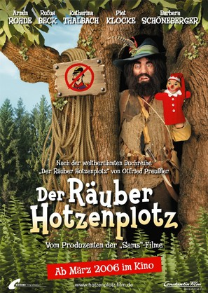 Räuber Hotzenplotz - German Movie Poster (thumbnail)