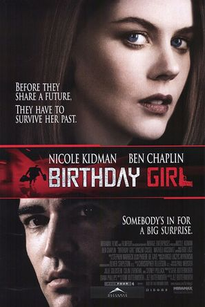 Birthday Girl - Canadian Movie Poster (thumbnail)