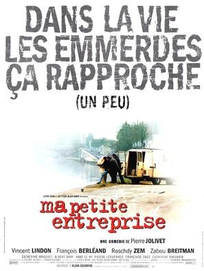 Ma petite entreprise - French Movie Poster (thumbnail)