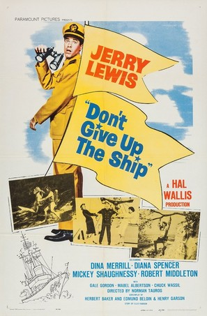 Don't Give Up the Ship - Movie Poster (thumbnail)