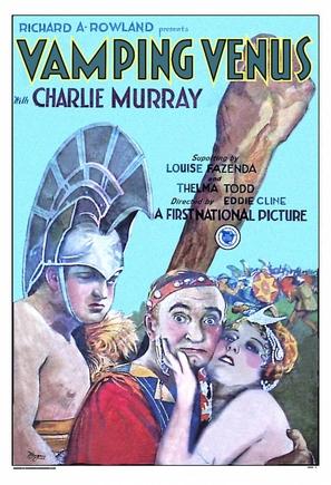 Vamping Venus - Movie Poster (thumbnail)