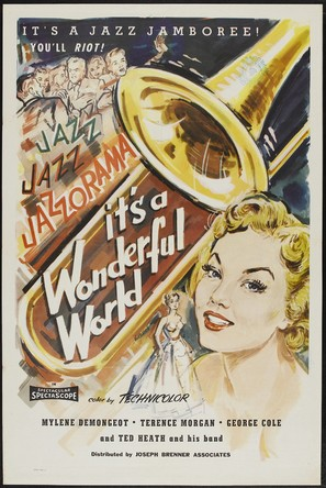 It's a Wonderful World - Movie Poster (thumbnail)