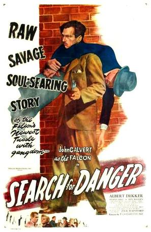 Search for Danger - Movie Poster (thumbnail)