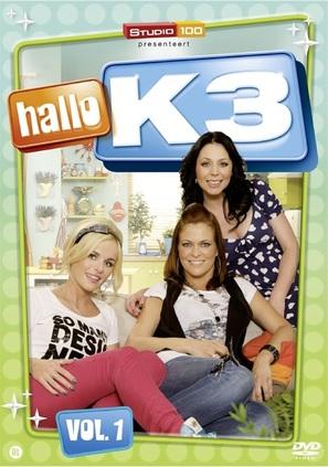 """""""Hallo K3!"""" - Belgian Movie Cover (thumbnail)"""