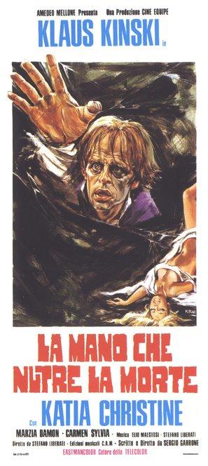 La mano che nutre la morte - Italian Movie Poster (thumbnail)