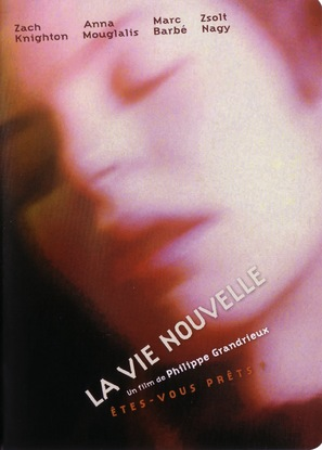 La vie nouvelle - Canadian Movie Cover (thumbnail)