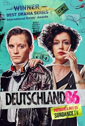 """Deutschland 86"" - Movie Poster (thumbnail)"