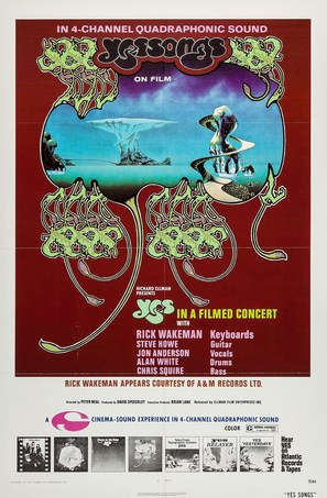 Yessongs - Movie Poster (thumbnail)