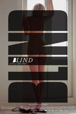 Blind - Norwegian Theatrical poster (thumbnail)