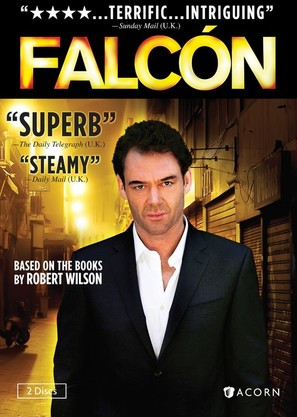"""Falcón"" - DVD movie cover (thumbnail)"