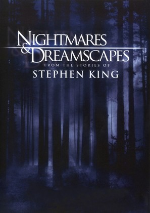 """""""Nightmares and Dreamscapes: From the Stories of Stephen King"""" - DVD movie cover (thumbnail)"""